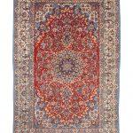 Esfahan handgeknoopte tapijt